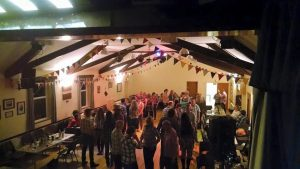 Hobsons Choice Barn Dance Band at a Local Village Hall Dance